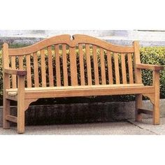 American Furniture Design - Woodworking Project Paper Plan to Build Tudor Bench Seat, Garden Bench Plans, Wooden Garden Benches, Wooden Sofa Designs, Wooden Sofa Set, Woodworking Bench Plans, Woodworking Projects, Woodworking Articles, Popular Woodworking, Woodworking Equipment
