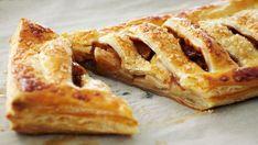 Receta | Jalousie de manzana al caramelo (Caramel Apple jalousie) - canalcocina.es