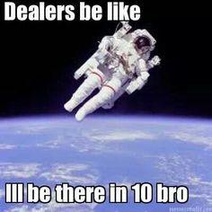 Dealer Humor