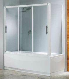 Shower Over Bath Sliding Doors