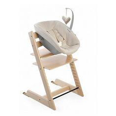 Stokke Tripp Trapp Chair White + Table Top White Babyshop.no