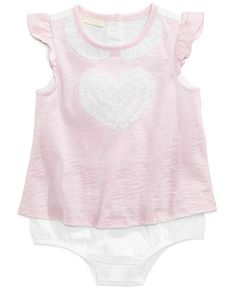Jumping Beans 3 6 9 24 months Pink Flamingo Bodysuit New