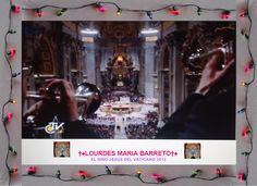 LAS TROMPETAS DE APERTURA A LA MISA DEL 24 DE DICIEMBRE DEL VATICANO 2012.    †♠LOURDES MARIA†♠