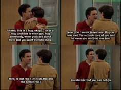 boy meets world<3 me and lucy just watched this last night