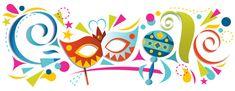 Doodleando, Los Logos de Google: Carnaval Federal de la Alegría 2013 (Argentina)