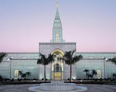 LDS Temple Campinas, Brazil    Find more LDS inspiration at: www.MormonLink.com