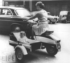 baby side cart