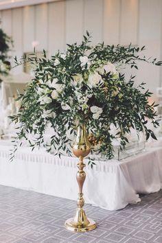 Perfect ceremony flowers!!
