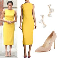 5 Jul 2018 - What Meghan Markle wore for Commonwealth Youth reception