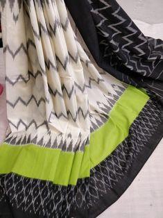 Exclusive Ikkat/Ekat merceraized cotton sarees with blouse piece Cotton Sarees Handloom, Chanderi Silk Saree, Kalamkari Saree, Ikkat Saree, Organza Saree, Pochampally Sarees, Cotton Sarees Online Shopping, Online Shopping Clothes, Cotton Saree Blouse Designs