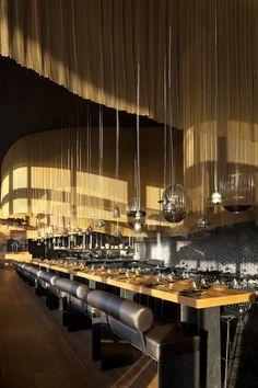 Topolopompo Fire Kitchen by Baranowitz Kronenberg Architecture Ltd