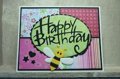 Eri's Kaartenblog!!: Happy Birthday!