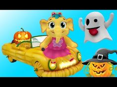 Settings - YouTube Halloween Rhymes, Halloween Songs, Happy Halloween, Kids Tv, Our Kids, Nursery Rhymes Collection, Cartoon Gifs, Cute Little Animals, Kids Writing