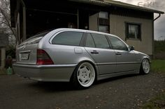 Mercedes Benz W202 Wagon on Carlsson 3/6 05