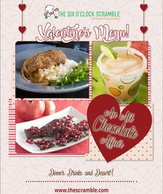 Gourmet Chinese Food for Your Valentines Day Celebration