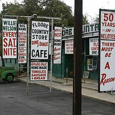 100 Best Bars in the South | John T. Floore Country Store, #Helotes, Texas | SouthernLiving.com