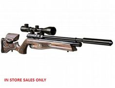 The Air Arms Ultimate Sporter Air Rifle is a pre-charged pneumatic Air Arms Air Rifle finished with a laminated stock in the Air Arms Air Rifles range.
