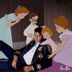 The prince of Neverland  #SecondStarToTheLeft