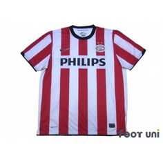 614b05e9c Photo1  PSV Eindhoven 2010-2012 Home Shirt nike - Football Shirts