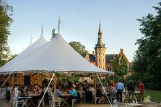 Park van Beervelde - Het Koetshuis, Beervelde (Oost-Vlaanderen) Patio, Outdoor Decor, Bridal, Seeds, Bride, The Bride, Terrace