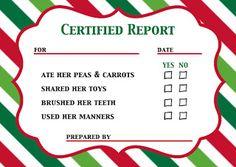 Free Elf Report
