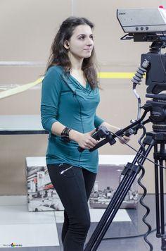 Erika - Camera-Woman by FotoBrescia Manzari Domenico on 500px
