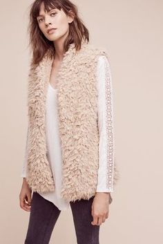Westerly Sherpa Vest | Anthropologie