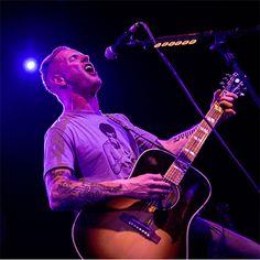 Photos: An evening with Corey Taylor, NYC, Irving Plaza, 7/7/15 | Metal Insider