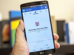 """Facebook Messenger permitirá filtros y """"reacciones"""" en videollamadas"""