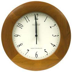 "WT-3124G La Crosse Technology 12"" Atomic Wall Clock #LaCrosseTechnology"