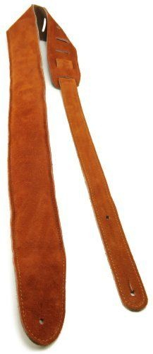 """Perris Leathers DLS925-200 2.5-Inch Suded Guitar Strap with Padding between Suede. by Perris Leathers. $25.41. 2.5"""" Suded Guitar Strap with Padding between Suede."""