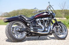 2002 Yamaha Roadstar Warrior.