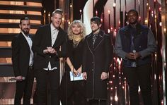 We can't believe it's already been a week since the the CMA Awards! #TBT #CMAawards by ptxofficial