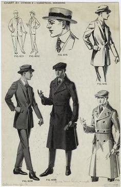 Ann es 1930 costume homme autrefois pinterest annee - Costume homme annee 30 ...