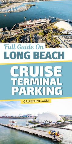 Everything you need to know about Long Beach cruise terminal parking for your vacation from the California cruise port. Parking tips and FAQ for you too. Bahamas Cruise, Cruise Port, Cruise Ships, Cruise Travel, Caribbean Cruise, Cruise Vacation, Cruise Excursions, Cruise Destinations, Best Vacation Spots