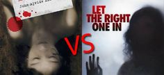 LET THE RIGHT ONE IN / love the movie, so now i need to read the book / click through for Tina Page's book-vs-movie review