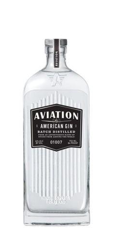 A botanical democracy. Aviation Gin.  more at www.flaviar.com