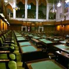 House of Commons #ottawa