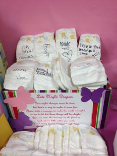Terribleminds writing advice on diapers