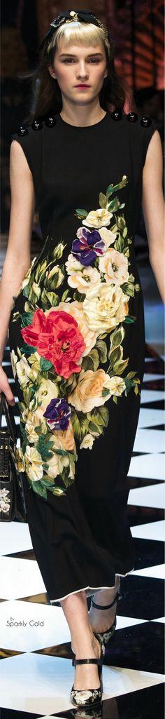 # Dolce & Gabbana Fall 2016 RTW