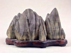 Suiseki Stone Natural Landscape Stone di bonsaiberlin su Etsy, €215.00