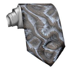Shop Abstract Pattern 1 Tie created by Ronspassionfordesign.