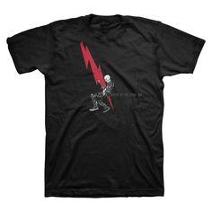 3da719c6 Lightning Dude Tee. Stone AgeBlueMens TopsFitnessOutfitsT ShirtLightning Print ...