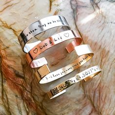 Custom Bracelet Cuff - congratulations gift, sweet 16 birthday, Graduate studies, masters, PhD Personalize it Metal Bracelets, Cuff Bracelets, Congratulations Gift, Medical Symbols, Thing 1, Custom Ties, Personalized Bracelets, Sweet 16 Birthday, Gift Quotes