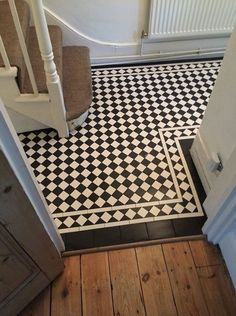 We specialise in Victorian Hallway Tiles and we offer an expert services in sorcing and laying traditional Victorian floor tiles hallway Victorian Tiles Bathroom, Victorian Mosaic Tile, Victorian Bedroom, Bathroom Floor Tiles, Tile Floor, Victorian Flooring, Victorian House Interiors, Hall Tiles, Tiled Hallway