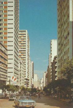 jaguaribe edificio arquitetura fernando corona Porto Alegre (RS), Brasil, 70s