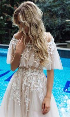 Pink Prom Dresses, Grad Dresses, Dressy Dresses, Flower Girl Dresses, Hijab Fashionista, Fairy Dress, Bridal Wedding Dresses, Dream Dress, Beautiful Outfits