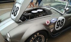 Shelby Cobra Replica @ Houston Coffee and Cars