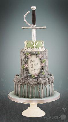 The Princess Bride cake