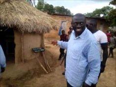 Besigye's surprise tour of Uganda police station and school